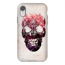 iPhone Xr  Floral Skull by  ()
