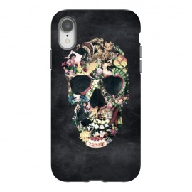 iPhone Xr  Vintage Skull by  ()