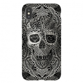 iPhone Xs Max  Lace Skull by Ali Gulec ()