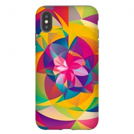 iPhone Xs Max  Acid Blossom by Eleaxart ()