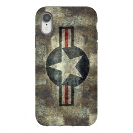 iPhone Xr  Airforce Roundel Retro by  ()