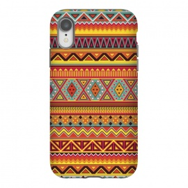 iPhone Xr  AZTEC PATTERN by Diego Tirigall ()