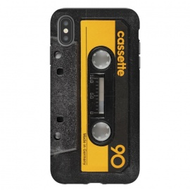 CASSETTE YELLOW by Diego Tirigall ()