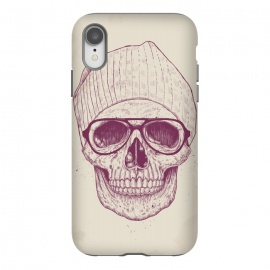 iPhone Xr  Cool Skull by Balazs Solti
