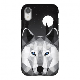 iPhone Xr  The Tundra Wolf by Davies Babies ()
