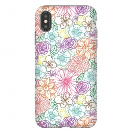 Bright Floral by TracyLucy Designs ()