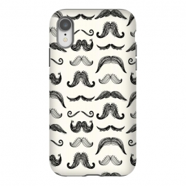 iPhone Xr  Mustache by  ()
