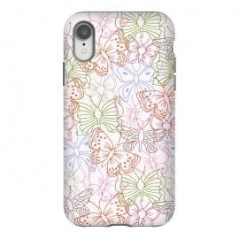 iPhone Xr  Butterfly Field by TracyLucy Designs