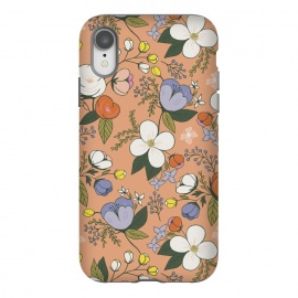 iPhone Xr  Floral Bouquet by TracyLucy Designs ()