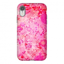 iPhone Xr  Rose Floral by M.O.K.