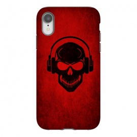 iPhone Xr  Skull by Philipp Rietz