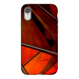 iPhone Xr  Red Plexus by Adoryanti ()