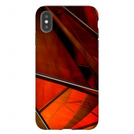 iPhone Xs Max  Red Plexus by Adoryanti ()