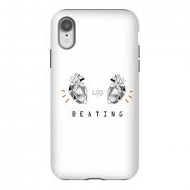 iPhone Xr  Hearts Capicúa by  ()
