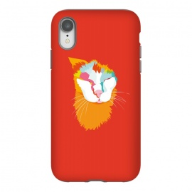 iPhone Xr  Cat Love by  ()
