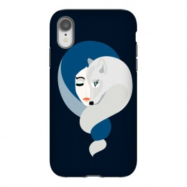 iPhone Xr  White Wolf by  ()