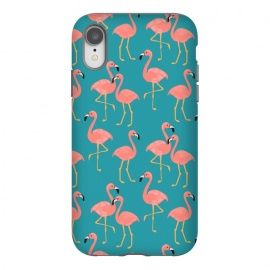 iPhone Xr  Flamingo by Leska Hamaty