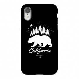 iPhone Xr  California Republic by Mitxel Gonzalez