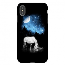 iPhone Xs Max  Mooonlight Unicorn by Mitxel Gonzalez ()