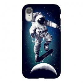 iPhone Xr  Skateboarding astronaut by  ()
