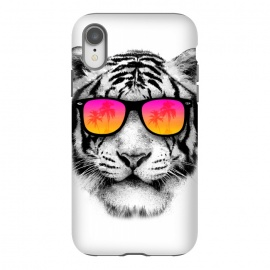 iPhone Xr  The Coolest Tiger by Mitxel Gonzalez