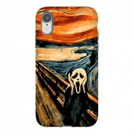 iPhone Xr  The Scream by Mitxel Gonzalez ()