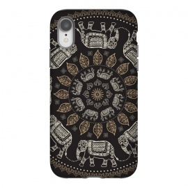 iPhone Xr  Elephant mandalas by  ()