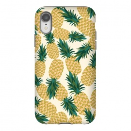 iPhone Xr  Pineapples by Laura Grant ()