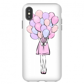 iPhone Xs Max  Balloon Girl  by Martina ()