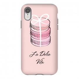 iPhone Xr  Macarons Life  by  ()