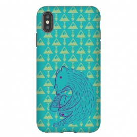 iPhone Xs Max  Bear Bear Bear by Alejandro Orjuela ()