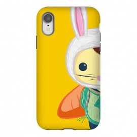 iPhone Xr  Little Bunny by Alejandro Orjuela