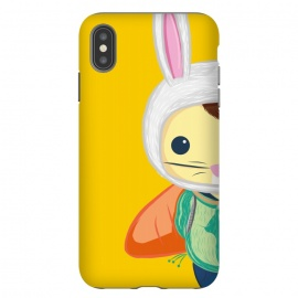 iPhone Xs Max  Little Bunny by Alejandro Orjuela ()