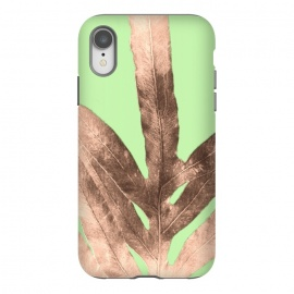 iPhone Xr  Sepia Fern Purple by ANoelleJay ()