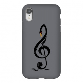 iPhone Xr  Black Swan's Melody by  ()