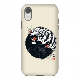 iPhone Xr  Taichi Tiger by Steven Toang
