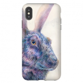 iPhone Xs Max  Black Rabbit by Brandon Keehner ()