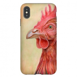 iPhone Xs Max  Chicken by Brandon Keehner ()