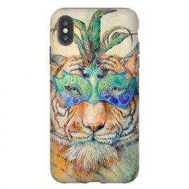 iPhone Xs Max  Tiger by Brandon Keehner