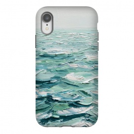 iPhone Xr  Minty Seas by Ann Marie Coolick ()