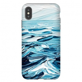 iPhone Xs Max  Tiny Seascape by Ann Marie Coolick ()