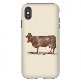 iPhone Xs Max  Cow Cow Nut by Florent Bodart ()