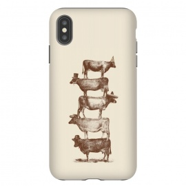 iPhone Xs Max  Cow Cow Nuts by  ()