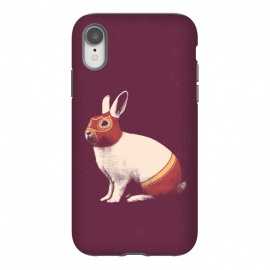 iPhone Xr  Rabbit Wrestler SQUARE by  ()