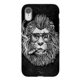 iPhone Xr  Winya 47 by Winya (comics,pop culture,scar,scary,sci fi,cartoon,impressive,terrific,popular,best seller,modern art,awesome,fantastic,nice,geek,artsy,beautiful,nature,black white,dog,line work,art line,baroque,tattoo,wtf,horror,dark,lion,king,animal,leo,forest,guardian,big tiger,spirit,lion hearted,god,lion face)