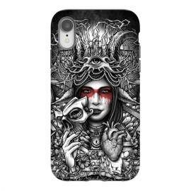 iPhone Xr  Winya 55 by Winya (women,nature,horror,cruel,eye,tattoo,culture,art line,chicano,neo traditional,tattoo style,line work,indy,teen,hell,halloween,antler,horn,mind,heart,spirit,mentality,psych,tribal,demon,goddess,fairy,angel,fay,goat,satan,666,sick,blood,popular,baroque,sacred geometry,paradise,fantasy,mystical,dark,gr)