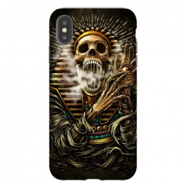 iPhone Xs Max  Winya 60 by Winya (mummified,tutankhamen,pharaoh,coffin,ornate,sarcophagus,antiquities,archaeology,egyptian culture,halloween,monster fictional,mummy character,cartoon,horror,sign,parchment,placard,holding,dead person,bandage,body,the human body,shock,safety pin,holidays and celebrations,mummy,ghost,zombie,fantasy,mon)
