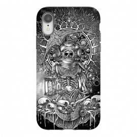 iPhone Xr  Winya 73 by Winya (skull,vintage helmet,mandala,galaxy,cosmic,tattoo art,artsy,line work,line art,nice,fantastic,space,big bang,trek,geek,orbit,god,geometric,stars,reaperess,tree,tree of life,sacred,god of death,sick,winya,awsome,spirit,soul,reborn,skeleton,bone,cruel,scuba,sea,surreal,pop,hip,universe,evil,hell,ancho)