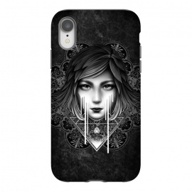 iPhone Xr  Winya 77 by Winya (sacred geometry,pattern,crystal,triangle,poly,polysight,sign,symbol,emblem,insignia,badge,hipster,sacred,vintage,retro,pop,abstract,skull,scarlet,sacred geometry icons,teen,women,girl,lady,jewelry,tiffany,tear,cry,sad,geometry,tattoo,dark,fantasy,beautiful,punk,baroque,art line,gothic,surreal,black )
