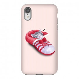 iPhone Xr  Cat in The Shoe by Tummeow ()